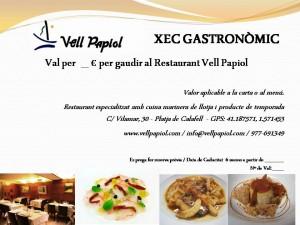 XEC Val €