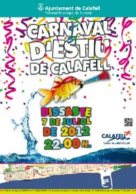 carnaval estiu Calafell